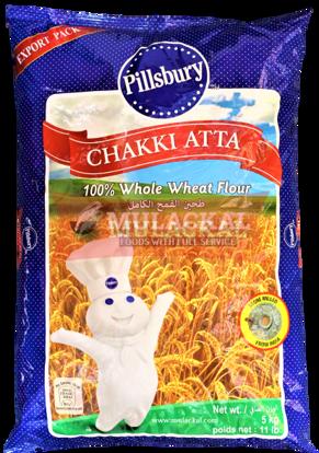 Pillsburry Chapatti Flour Atta Export 5kg