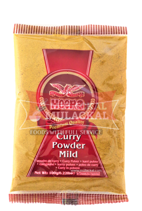 Picture of HEERA Curry Powder (mild) 20x100g