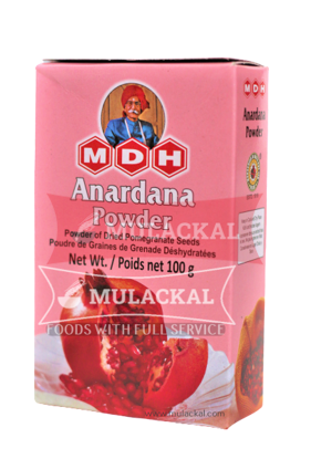 Picture of MDH Anardana Pomgranate Powder 10x100g