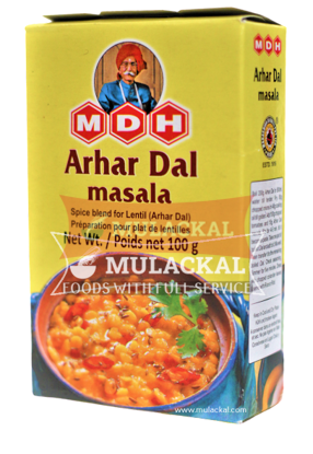 Picture of MDH Arhar Dal Masala 10x100g
