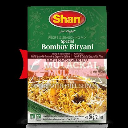 Picture of SHAN Bombay Biryani Mix 10x60g