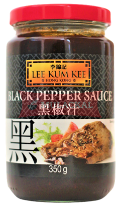 Picture of LKK Black Pepper Sauce 12x350g