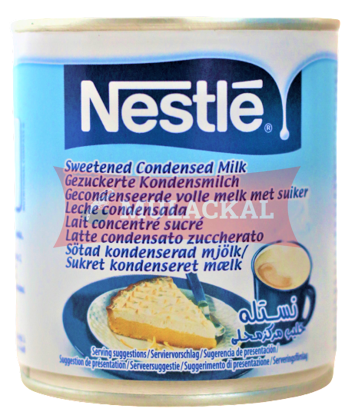 Picture of NESTLE Condensed Milk 48x397g