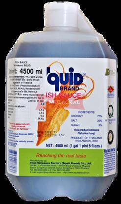 Picture of SQUID Fish Sauce 3x4.5L
