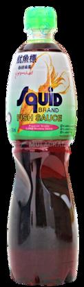 Picture of SQUID Fish Sauce (Plastic bottle) 12x700ml