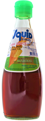 Picture of SQUID Fish Sauce 12x300ml