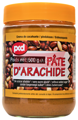 Picture of PCD Peanut Butter (no sugar) 12x500g