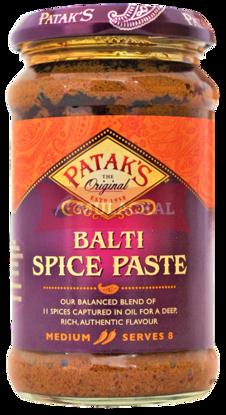 Picture of PATAK Balti Curry Paste Tomato Coriander 6x283g