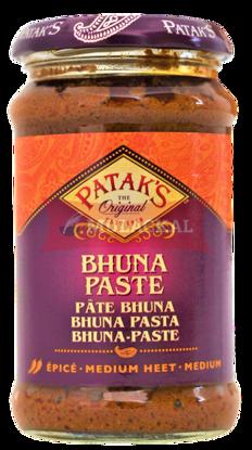 Picture of PATAK Bhuna Curry Paste Tomato Tamarind (medium) 6x280g