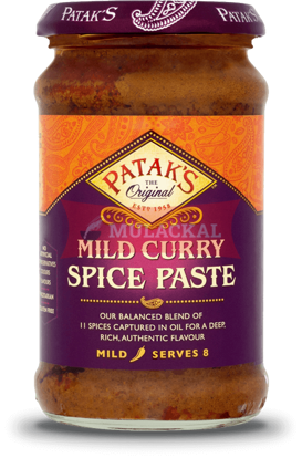 Picture of PATAK Curry Paste (mild) 2x2.4kg