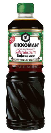 Picture of KIKKOMAN Soy Sauce (less salt) 6x1L