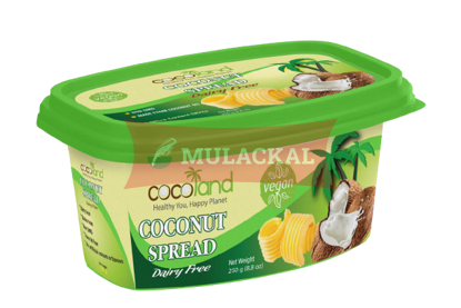 Picture of COCOLAND Coconut Spread vegan 24x250g
