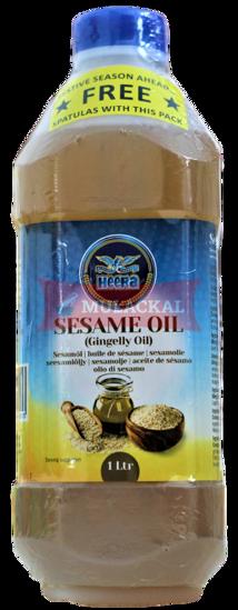 Picture of HEERA Sesame Oil 10x1L
