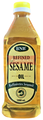 Picture of BNB Sesame Oil refined 12x1L