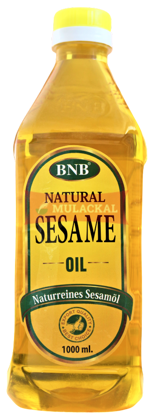 Picture of BNB Sesame Oil Natural 12x1L