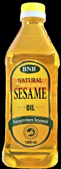Picture of BNB Sesame Oil Natural 12x1L
