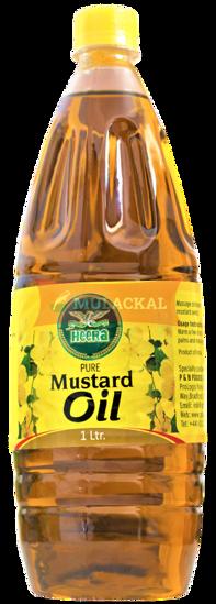 Picture of HEERA Mustard Oil 10x1L