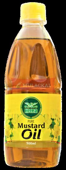 Picture of HEERA Mustard Oil 12x500ml