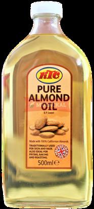Picture of KTC Almond Oil 12x500ml