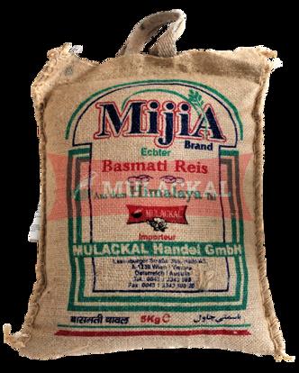 Picture of MIJIA Basmati Rice 4x5kg