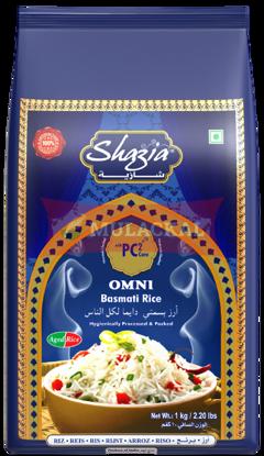 Picture of SHAZIA Omni Basmati Rice 20x1kg