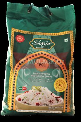 Picture of SHAZIA Golden Sella Basmati Rice 4x5kg