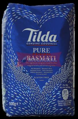 Picture of TILDA Basmati Rice 8x500g
