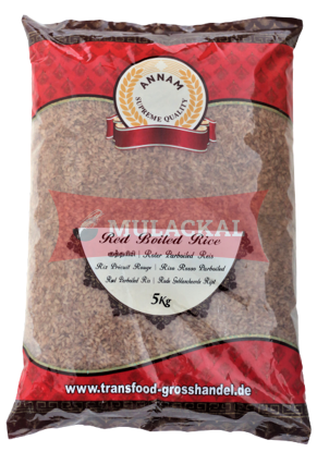ANNAM Red Parboiled Matta Rice 5kg