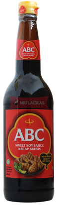 ABC Soy Sauce sweet (Manis) 620ml