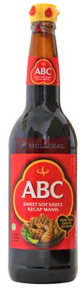 ABC Soja Sauce süß (Kejap Manis) 275ml