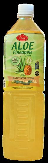 Picture of T'BEST Aloe Vera Pineapple 12x1.5L