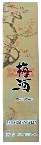 Picture of MULACKAL Plum Wine 12x750ml