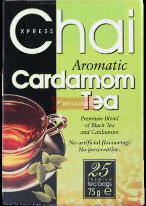Picture of CHAI XPRESS Cardamom Tea 40TB 6x75g