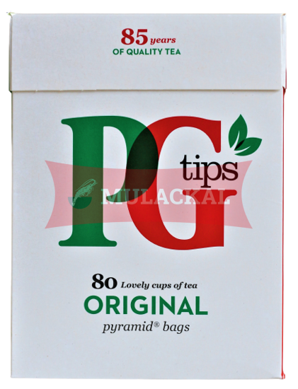 Picture of PG Tips Tea 80TB 12x232g
