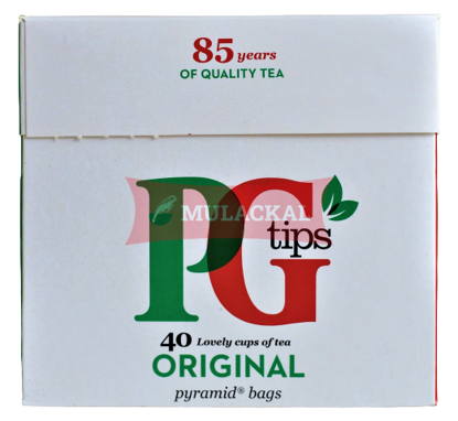 Picture of PG Tips Tea 40TB 12x116g
