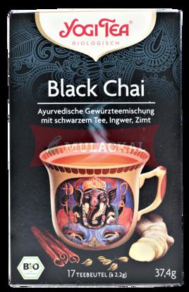 Picture of YOGI TEA Black Chai Bio 6x37.4g