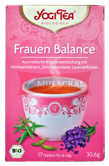 Picture of YOGI TEA Frauen Balance Bio 6x30.6g