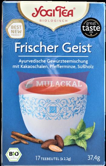 Picture of YOGI TEA Frischer Geist Bio 6x37.4g