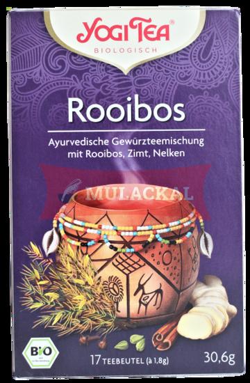 Picture of YOGI TEA Rooibos Tee Bio 6x30.6g