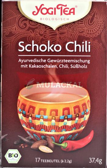Picture of YOGI TEA Schoko Chili Bio 6x37.4g