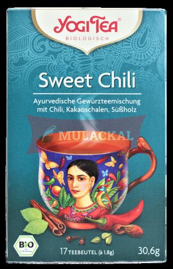 Picture of YOGI TEA Sweet Chilli Chai Bio 6x30.6g