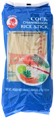 Picture of COCK Ricenoodles (Rice Sticks) 5mm 30x375g