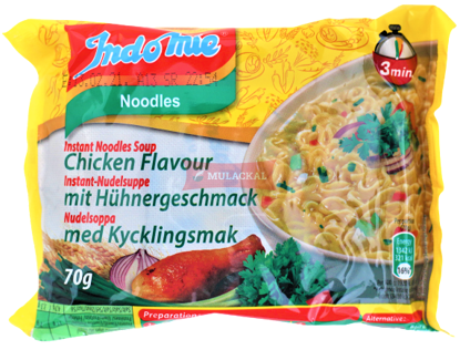 Picture of INDOMIE Instant Noodles Chicken 40x70g