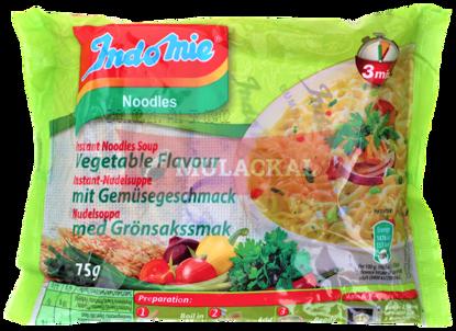 Picture of INDOMIE Instant Noodles Vegetable 40x75g