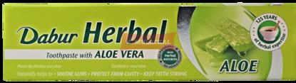 Picture of DABUR Herbal Aloe Vera Toothpaste 72x100g