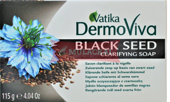 Picture of DABUR Black Seed Soap 72x115g