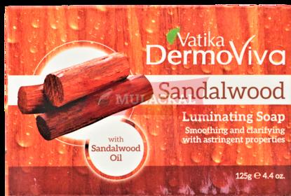 Picture of DABUR Sandalwood Dermoviva Soap 72x115g