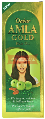 Picture of DABUR Amla Gold Hair Oil 36x200ml