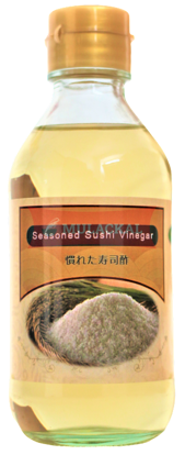 MULACKAL Kingzest Sushi Rice Vinegar 200ml