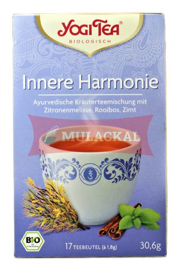 YOGI TEA Innere Harmonie Bio 30.6g